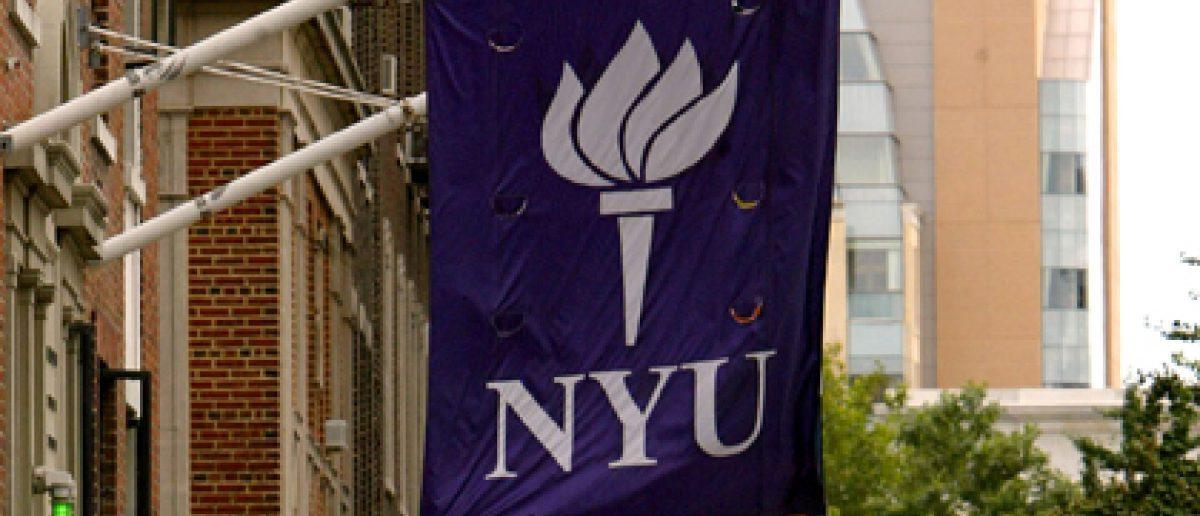 NYU Logo - File / Photo: Paul Hawthorne/Getty Images