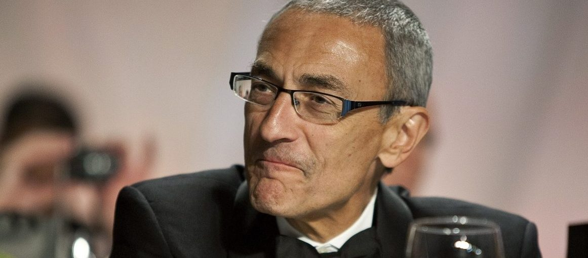 John Podesta, president and chief executive officer of the Center for American Progress, attends the National Italian American Foundation Gala in Washington