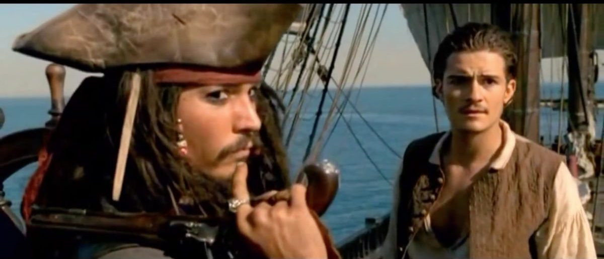 Pirates of the Caribbean (Credit: Screenshot/Youtube Movieclips Trailer Vault)