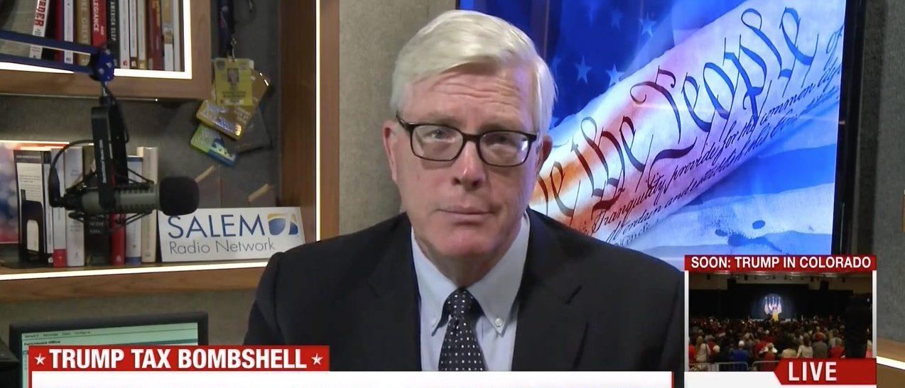 Hugh Hewitt (MSNBC)