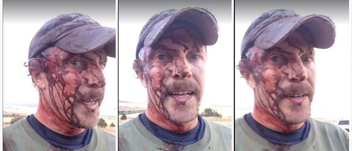 Todd Orr (Credit: Screenshot/Todd Orr Facebook Video)