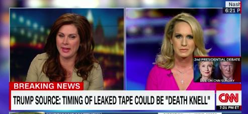 Screen capture from CNN