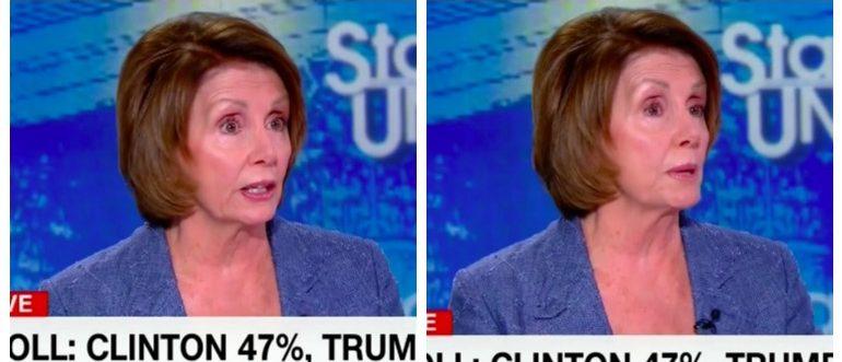 Nancy Pelosi (CNN)