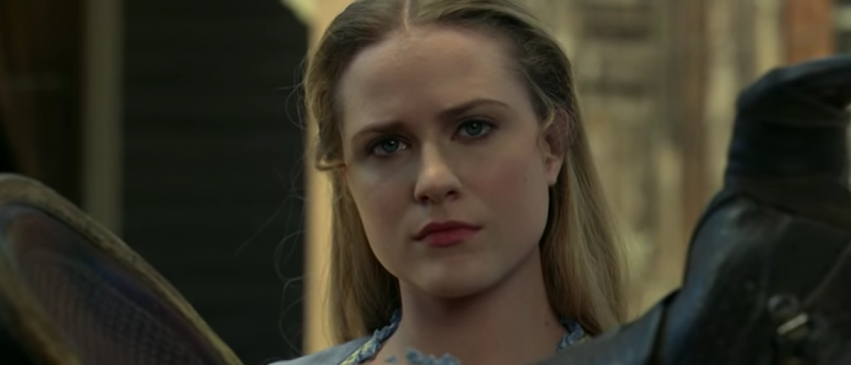 Dolores is the oldest host in Westworld (HBO/YouTube screenshot)