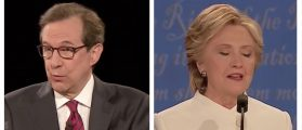 'ADDRESS THAT' — Chris Wallace GRILLS Hillary On Clinton Foundation Corruption [VIDEO]