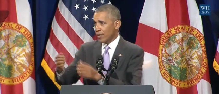Barack Obama (YouTube)