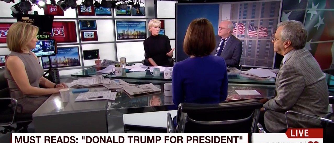'Morning Joe' Panel (MSNBC)