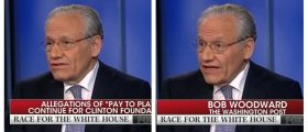 'CORRUPT' — Bob Woodward Gives Final Judgment On 'Scandal' Plagued Clinton Foundation [VIDEO]