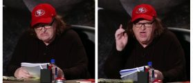 Michael Moore: Here's Why Trump Will Win The Election [VIDEO]