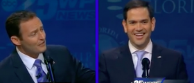 Watch Marco Rubio Destroy His Democrat Opponent On Trump [VIDEO]