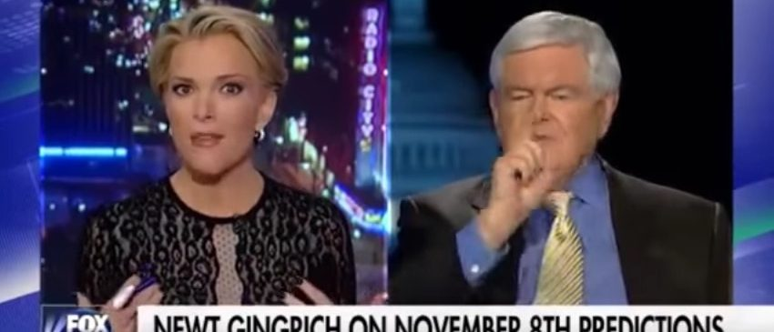 Megyn Kelly, Newt Gingrich (YouTube)
