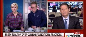 'Morning Joe' Points Out MAJOR No-No Regarding Bill And The Clinton Foundation [VIDEO]