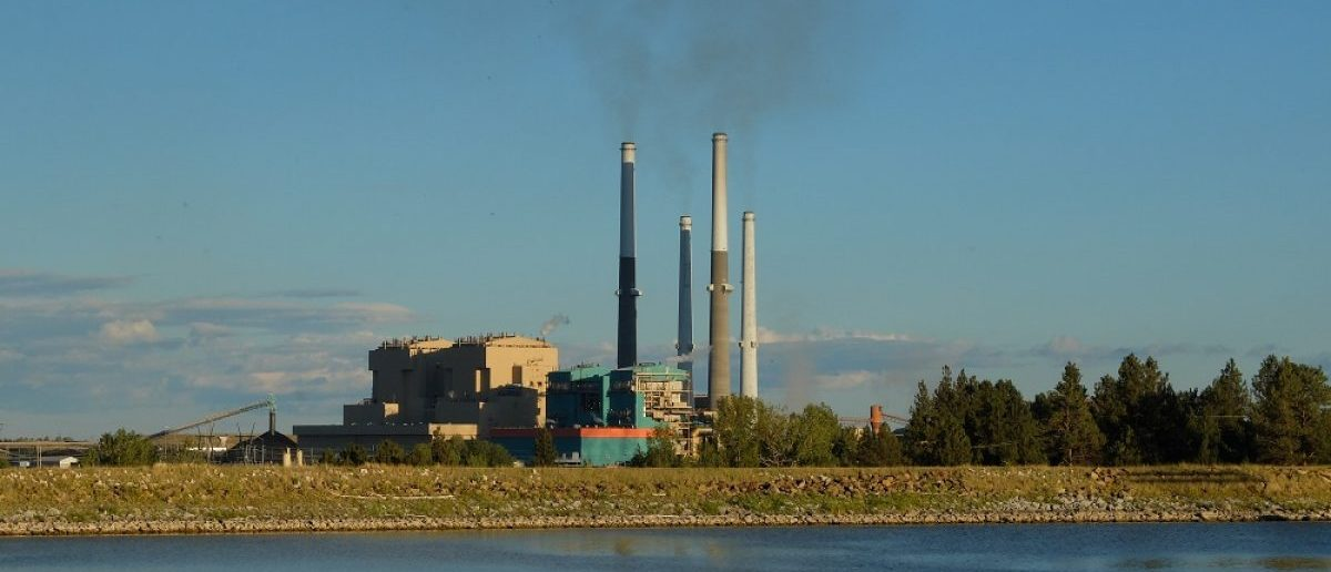 Colstrip's power plant