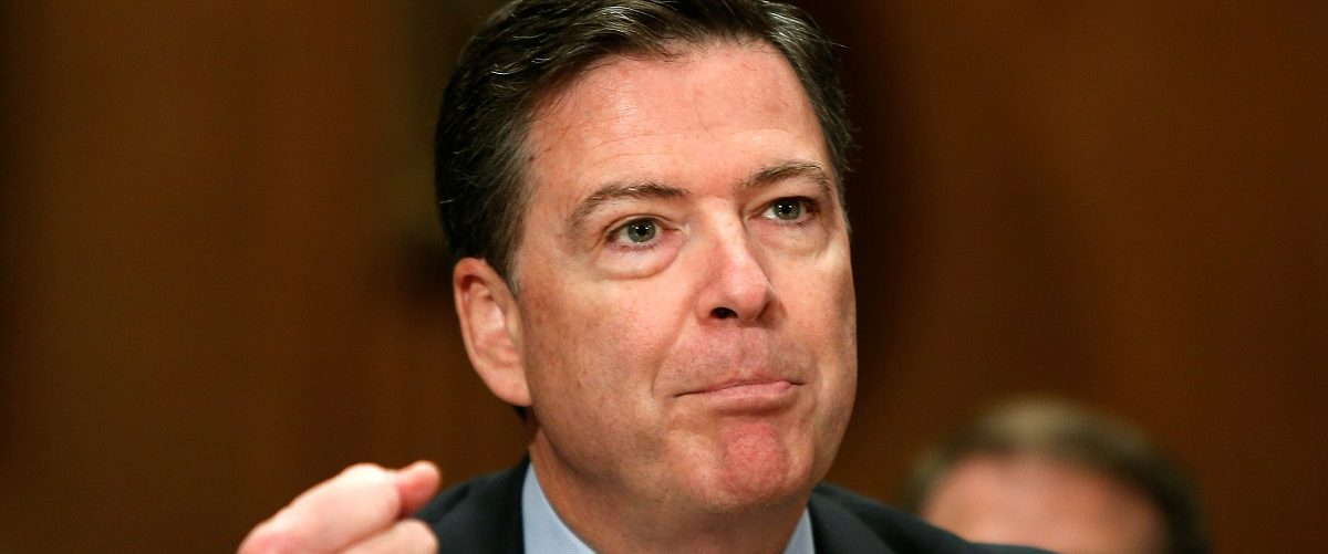 FBI Director Comey testifies at Senate Homeland Security and Governmental Affairs Committee in Washington
