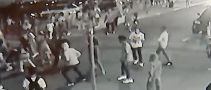 mob-style attacks at Temple (Photo credit: Screen shot/YouTube Fox News)