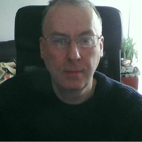 Photo of Nick Land