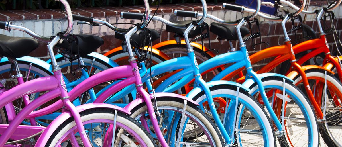 Bicycles parked on a street Photo: Shutterstock/Vagabondivan