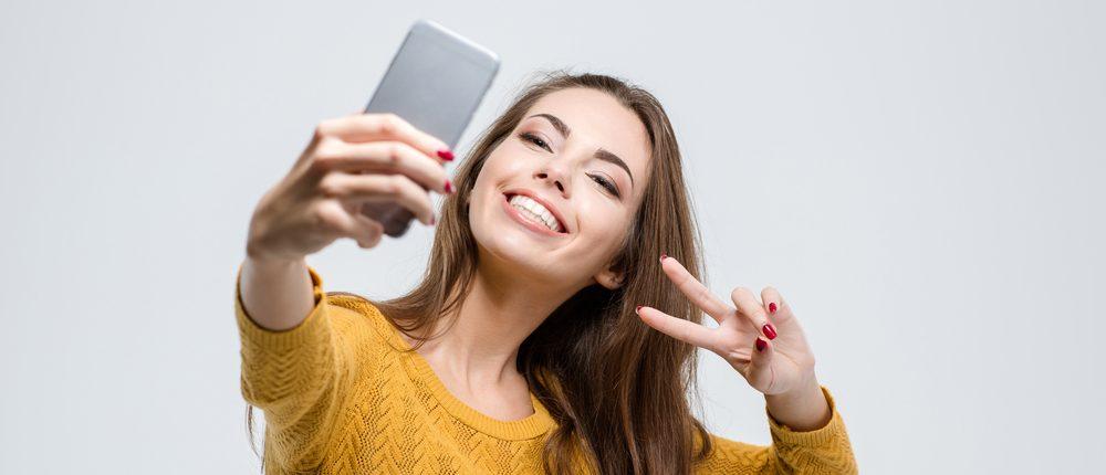 selfie (Photo credit: Shutterstock)