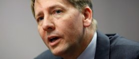 EXCLUSIVE: CFPB Head Cordray Used Private Device, Didn't Create Records Of Messages