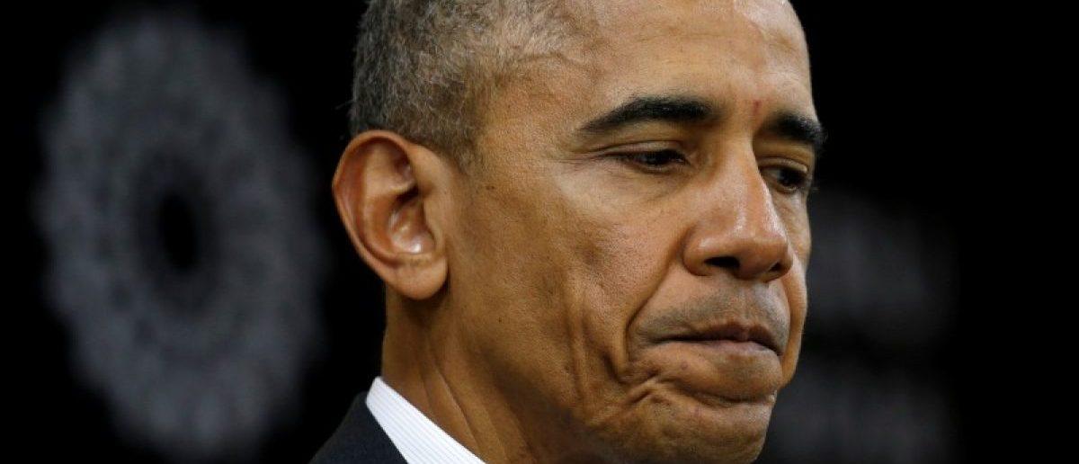 U.S. President Barack Obama: REUTERS/Kevin Lamarque