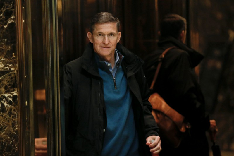 Mike Flynn Reportedly Wants Immunity From FBI