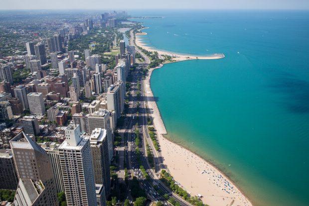 Chicago (Credit: Roman Boed/Flickr, no changes made) https://flic.kr/p/KkcRZb