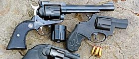 Gun Tests: 9mm Revolvers