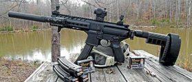 Gun Test: SIG's MPX 9mm Pistol