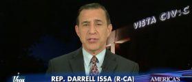 Darrell Issa (Photo: Screenshot/Fox and Friends/Fox News)