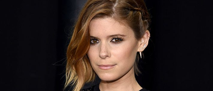 NEW YORK, NY - OCTOBER 16: Actress Kate Mara attends the Alexander Wang X H&M Launch on October 16, 2014 in New York City. (Photo by Dimitrios Kambouris/Getty Images for H&M)