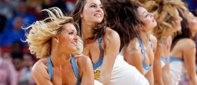 Celebrate College Basketball With These Cheerleaders [SLIDESHOW]