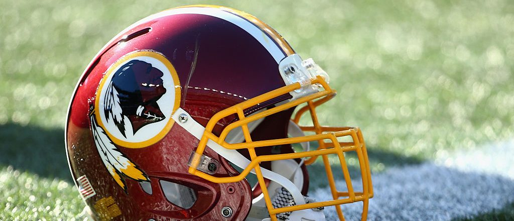 Washington Redskins. (Photo by Maddie Meyer/Getty Images)