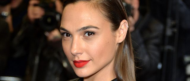 LONDON, ENGLAND - APRIL 07: Gal Gadot attends the UK premiere of 'Criminal' at The Curzon Mayfair on April 7, 2016 in London, England. (Photo by Anthony Harvey/Getty Images)