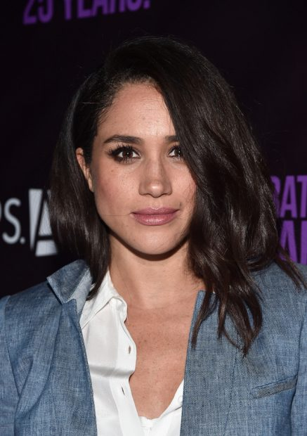 LOS ANGELES, CA - MAY 20: Actress Meghan Markle attends P.S. Arts' The pARTy at NeueHouse Hollywood on May 20, 2016 in Los Angeles, California. (Photo by Alberto E. Rodriguez/Getty Images)
