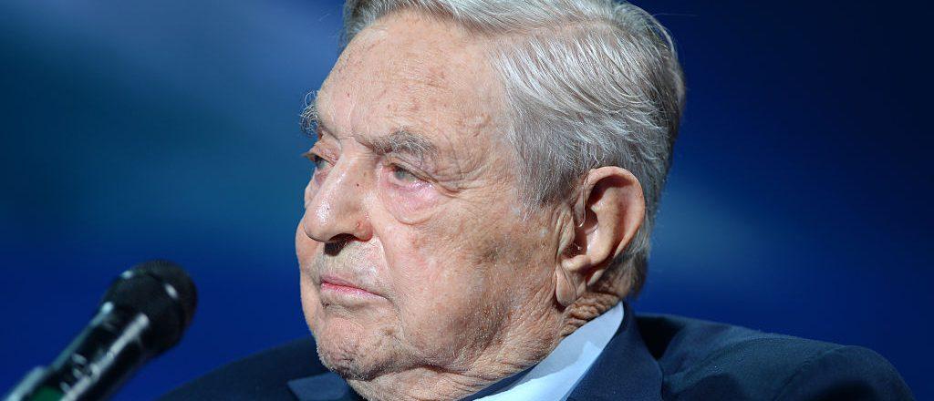 George Soros (Getty Images)