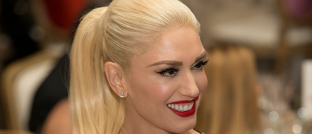 WASHINGTON, DC - OCTOBER 18: U.S. entertainer Gwen Stefani attends a state dinner for Italian Prime Minister Matteo Renzi, hosted by President Barack Obama on the South Lawn of the White House October 18, 2016 in Washington DC. The president and first lady Michelle Obama will tonight host their final state dinner, with singer Gwen Stefani performing. (Photo by Michael Reynolds-Pool/Getty Images)