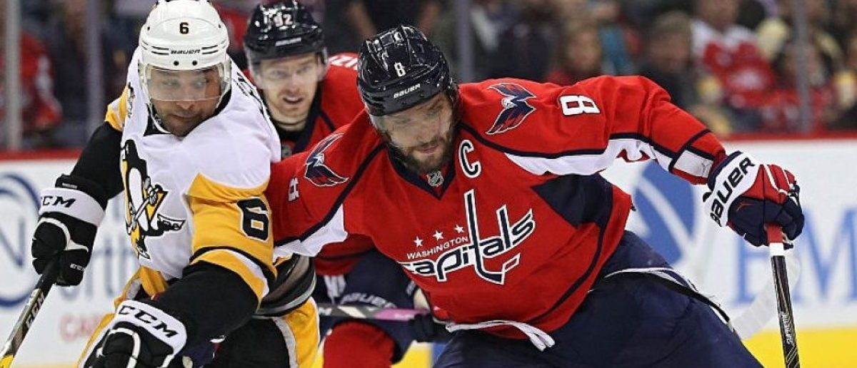 Alex Ovechkin (Credit: Getty Images/Patrick Smith)