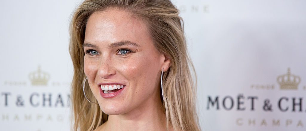 Model Bar Refaeli attends the 'Moet & Chandon' New Year's Eve party at Florida Retiro on November 29, 2016 in Madrid, Spain. (Photo by Pablo Cuadra/Getty Images)
