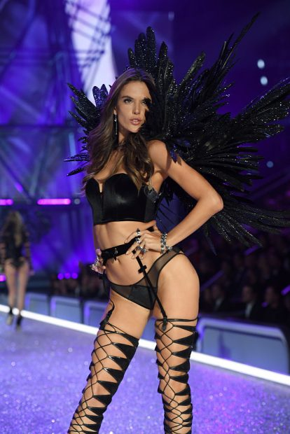 Alessandra Ambrosio is still running the show (Photo credit: Getty Images)