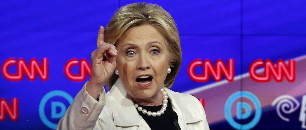Hillary Clinton: Lucas Jackson/Reuters