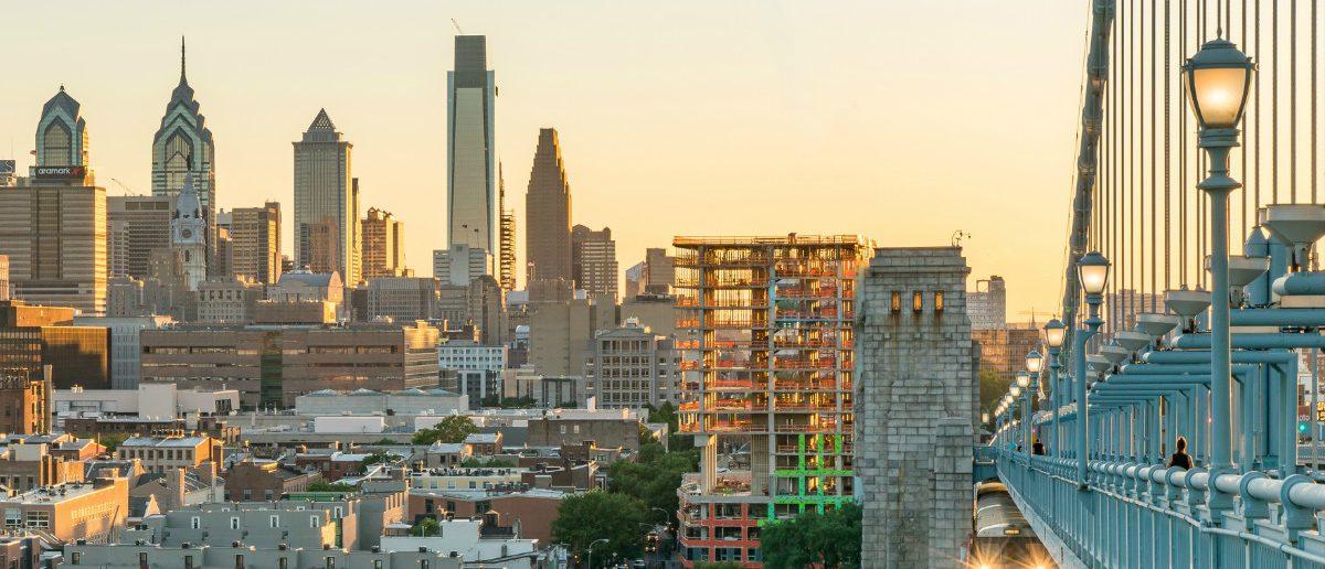 Philadelphia: Paul Brady Photo/Shutterstock.com