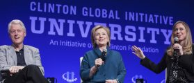 EXCLUSIVE: Clinton Foundation Loses Chief Fundraiser