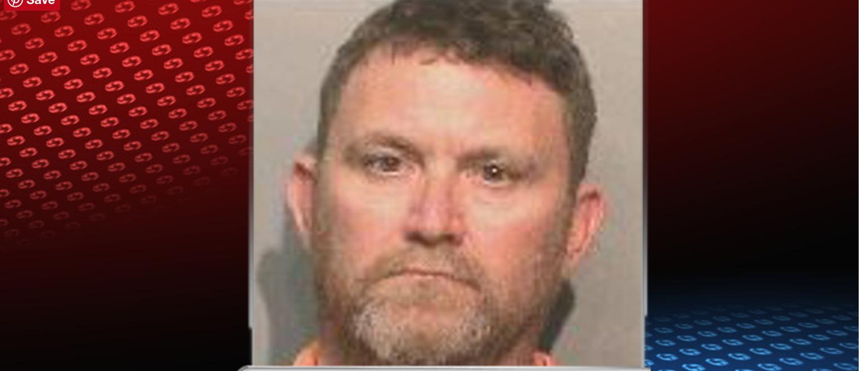 Mug Shot of Scott Michael Greene (Video Screen Shot from WHO TV)