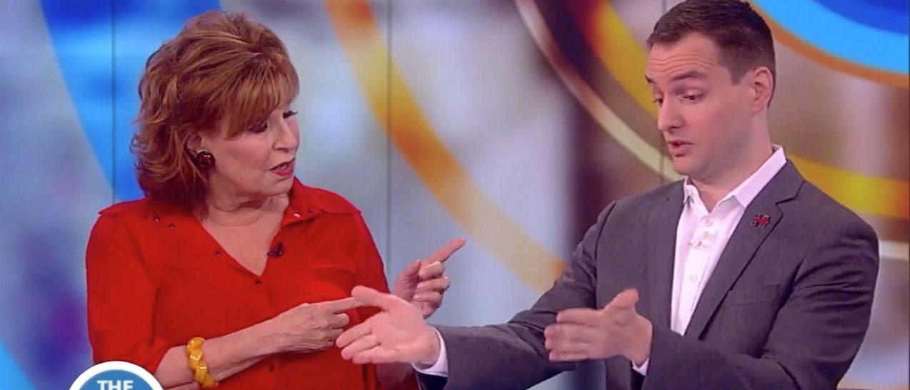 Joy Behar, Robby Mook (ABC)