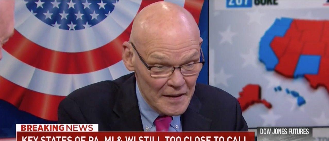 James Carville (MSNBC)
