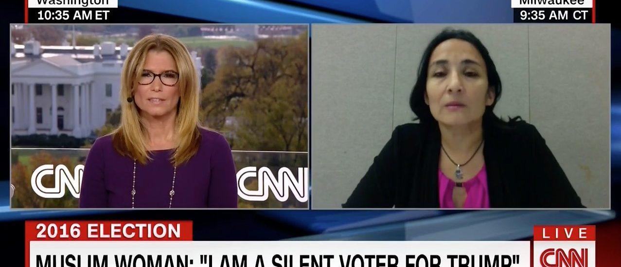Carol Costello, Asra Nomani (CNN)