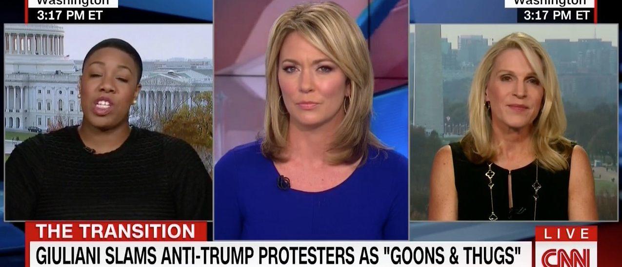 Symone Sanders (CNN)