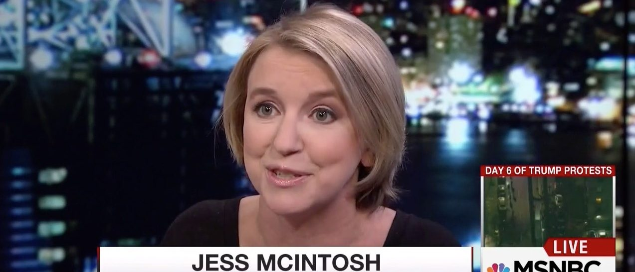 Jess McIntosh (MSNBC)