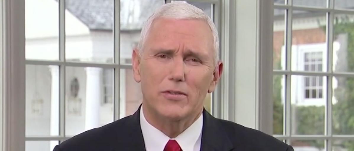 "VP-elect Mike Pence on ""Fox News Sunday"""