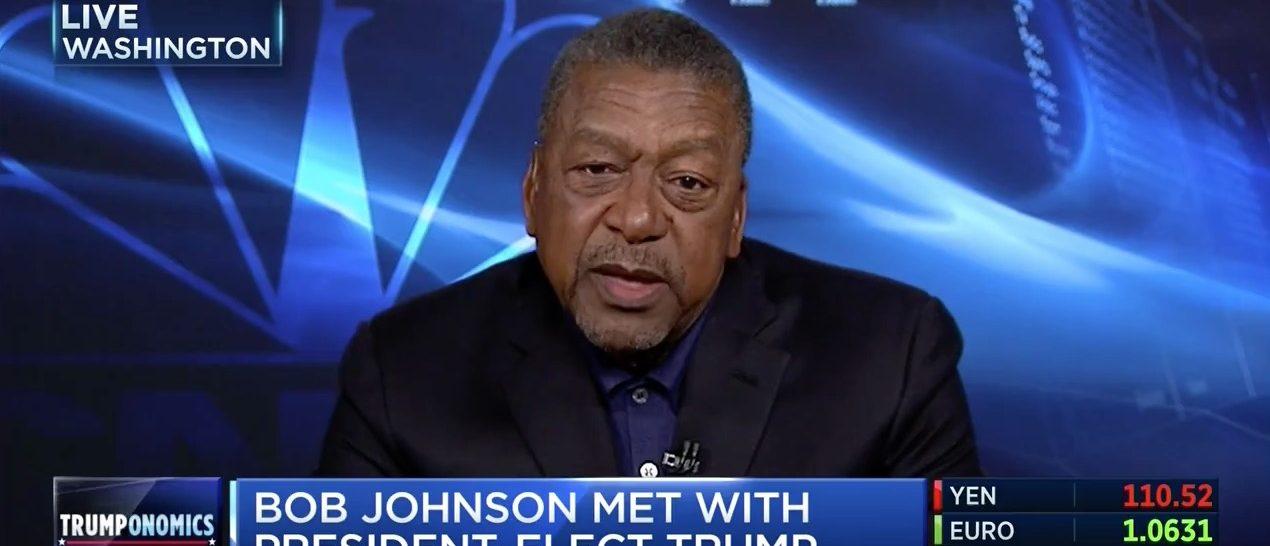 Robert Johnson (CNBC)